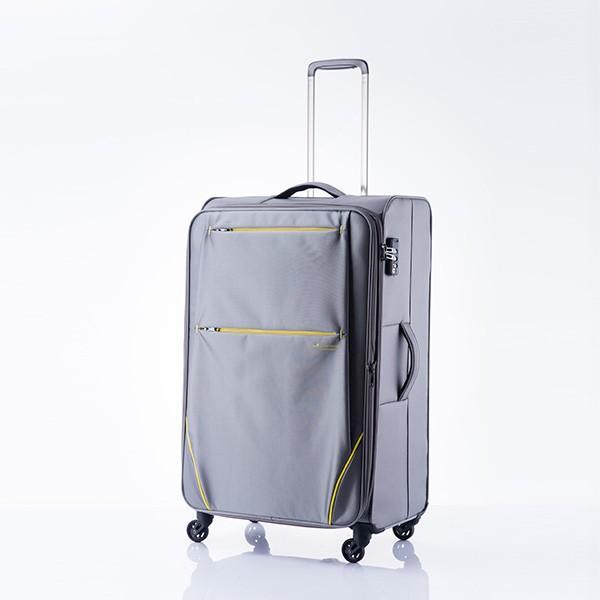 キャリーバッグ Lサイズ 7日間 80L フライII スーツケース 旅行 カバン 大容量 代引不可