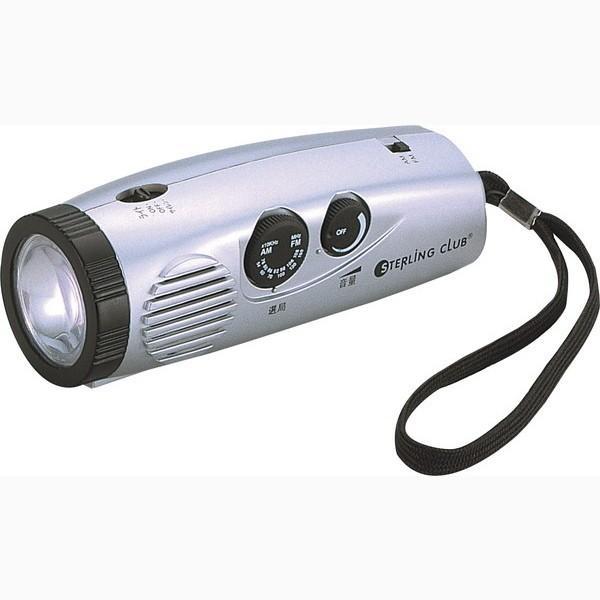 スターリング クラブ LEDパームラジオライト 4505 代引不可