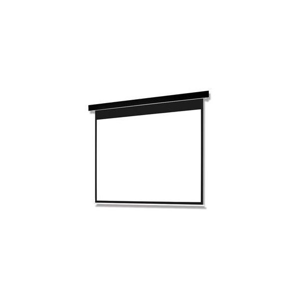 オーエス OSCRP Pセレクション電動スクリーン 黒パネル/ターミナル/150型NTSC SEP-150VM-TRK3-WG103(代引き不可)