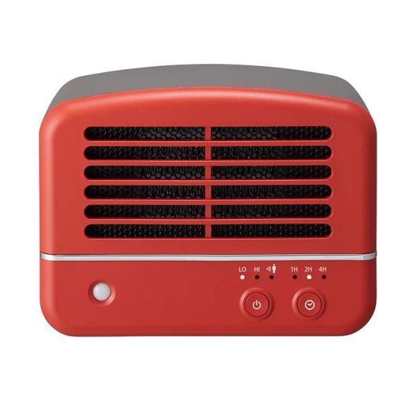 PIERIA パーソナルセラミックヒーター THC-1061J ヒーター パーソナルヒーター デスク使用可