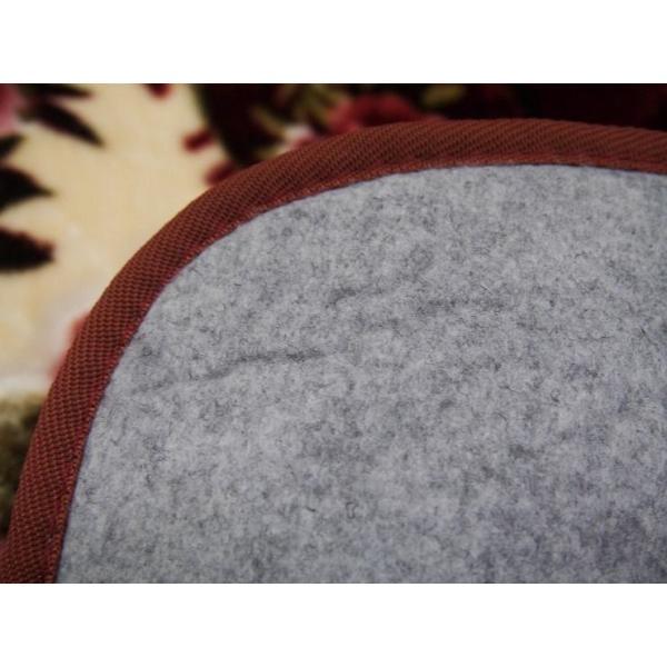 ホットカーペットカバー リオ3 約200×250cm WI 代引不可