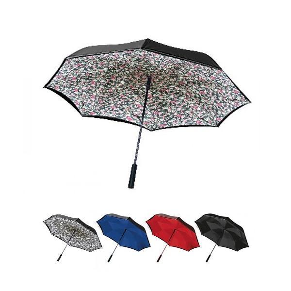 ワンダードライ アンブレラ 単品 さかさま 自立式 傘雨 傘 かさ たおれない傘 逆さま おしゃれな傘 かわいい傘 人気 傘おすすめ 丈夫な傘