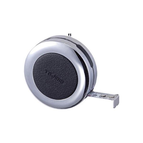 タジマ KREIS クライス 3 レザー/ブラック3m/メートル目盛/紙ケース KR-30LBK 測量用品・コンベックス