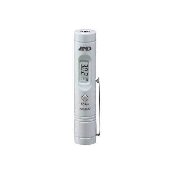 A&D 赤外線放射温度計 AD5617 計測機器・温度計・湿度計