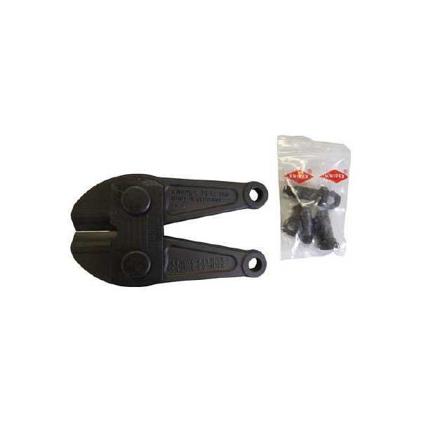 KNIPEX ボルトカッター7172−610用替刃 7179-610 ハサミ・カッター・板金用工具・ボルトカッター