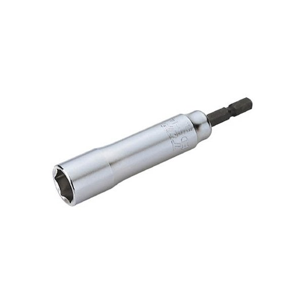 TOP 電動ドリル用ソケット 12mm EDS-12 レンチ・スパナ・プーラ・ソケットビット 電動用