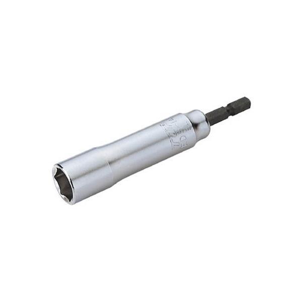 TOP 電動ドリル用ソケット 19mm EDS-19 レンチ・スパナ・プーラ・ソケットビット 電動用