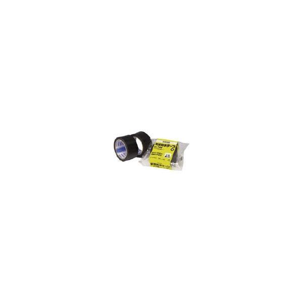 積水 気密防水テープNo.740 50x20 黒 N740K01 テープ用品・気密防水テープ