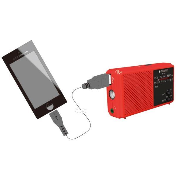 手回し充電備蓄ラジオ コウバン ECO-5 代引不可