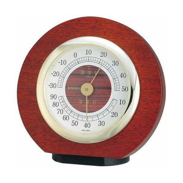 EMPEX 温度・湿度・気圧計 トリオ気象計 置用 BM-633