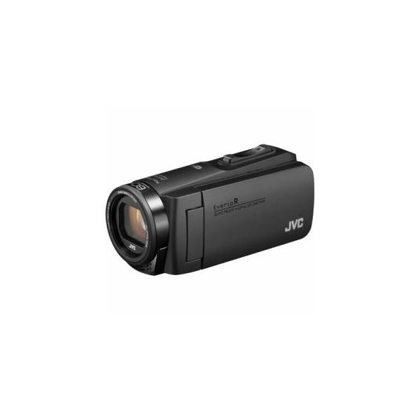 JVCケンウッド ハイビジョンメモリービデオカメラ Everio エブリオ Rシリーズ 64GB マットブラック GZ-RX680-B 代引不可