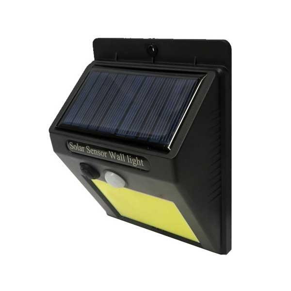 ソーラーセンサーライト シングル K-239 ライト 防犯 屋外 センサー 代引不可