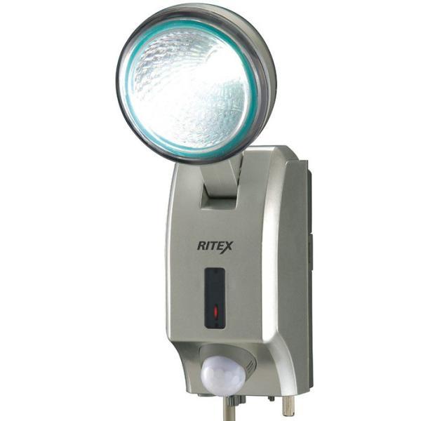 ムサシ ライテックス 7WX1灯 LED多機能型センサーライト LED-AC507