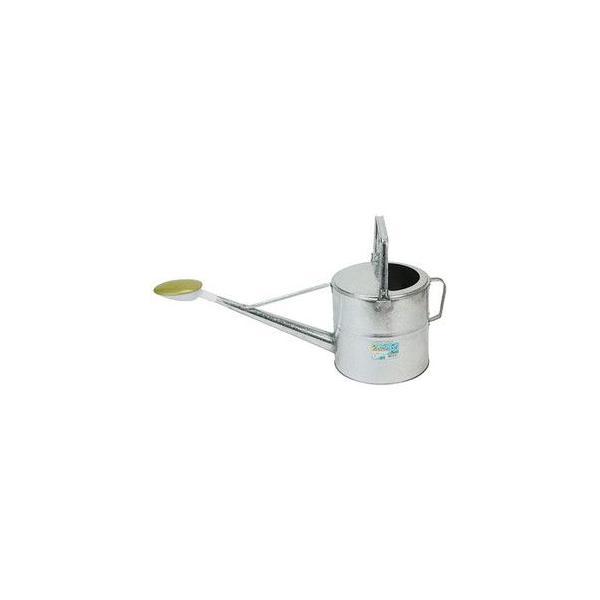 ・トタン散水ジョーロ・9L 園芸機器:散水・ホースリール:ジョーロ・水差