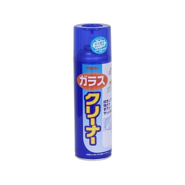 アサヒペン NEWガラスクリーナー エアゾ-ルー480ML
