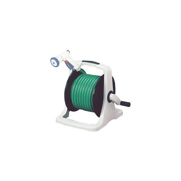 TOYOX・オレンリーEX‐20型・EXR-20S 園芸機器:散水・ホースリール:散水ホースリール