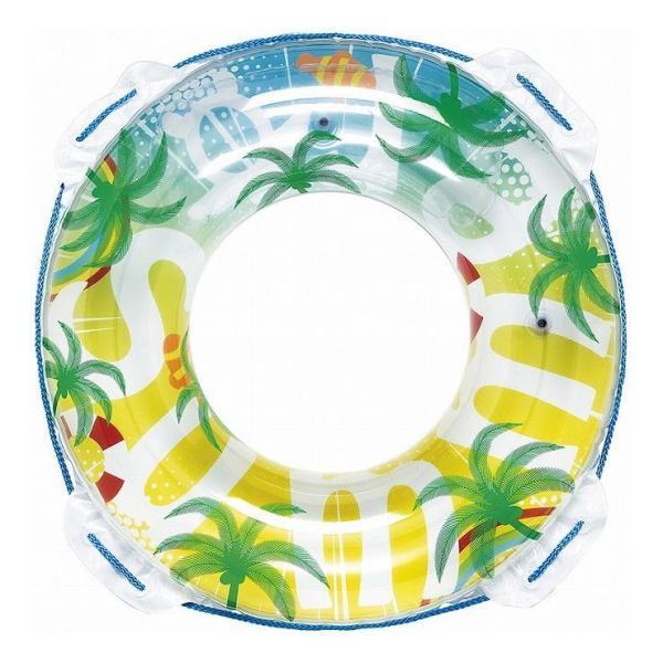 イガラシ ホットサマーウキワ80cm ビニールプール 浮き輪 プール 家庭用 水遊び