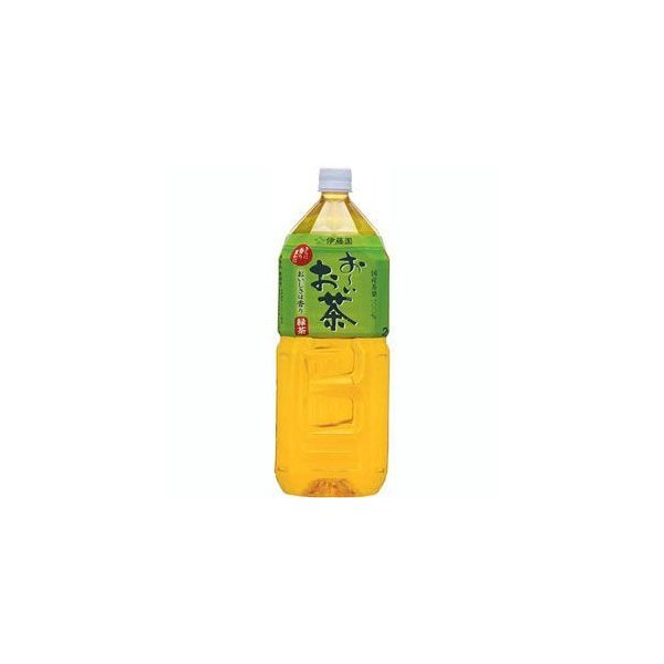 伊藤園 お〜いお茶 緑茶 2L×6本 1ケース おーいお茶
