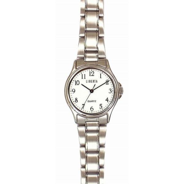 【LIBERTA】リベルタ レディース腕時計 LI-036LS 日常生活用防水(日本製) /10点入り(代引き不可)
