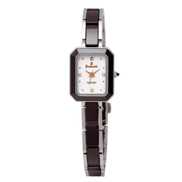 【ROMANETTE】ロマネッティ レディース腕時計 RE-3527L-3 アナログ表示 日常生活用防水 /10点入り(代引き不可)