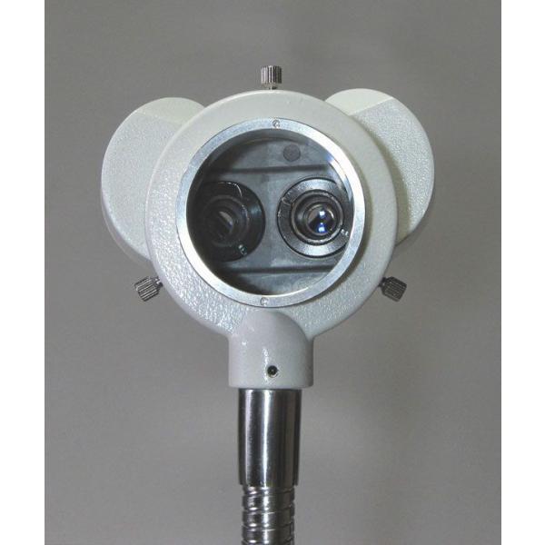 【MIZAR-TEC】ミザールテック  検査・作業用実体顕微鏡 倍率10倍 MW-10F /1点入り(代引き不可)