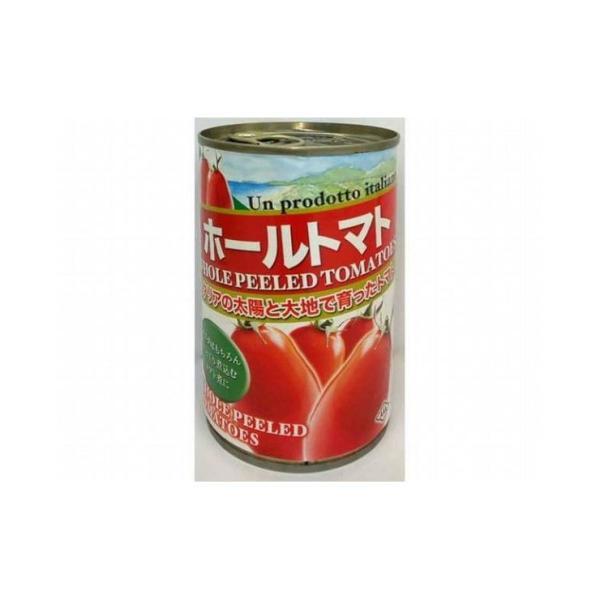 まとめ買い 朝日 ホールトマト ピューレーづけ 400g x24個セット 食品 業務用 大量 まとめ セット セット売り 代引不可