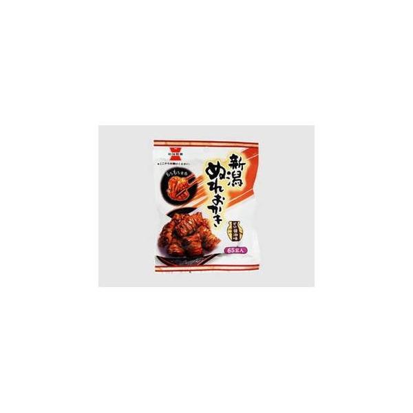 まとめ買い 岩塚製菓 新潟ぬれおかき 65g x10個セット 食品 セット セット販売 まとめ 代引不可