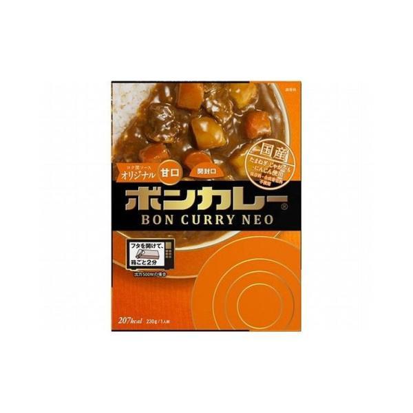まとめ買い 大塚食品 ボンカレーネオコク深ソースオリジナル 甘口 230g x5個セット 食品 セット セット販売 まとめ 代引不可