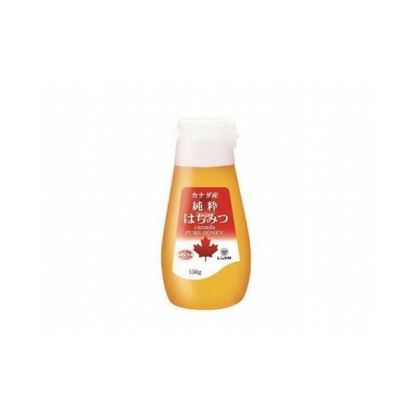 まとめ買い レンゲ印 カナダ産純粋ハチミツ 150g x12個セット まとめ セット セット買い 業務用 代引不可