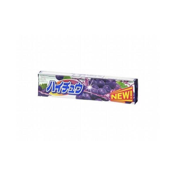まとめ買い 森永製菓 ハイチュウ グレープ 12粒 x12個セット まとめ セット まとめ販売 セット販売 業務用 代引不可