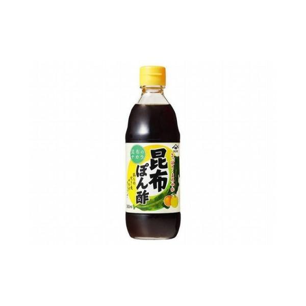 まとめ買い ヤマサ 昆布ぽん酢 瓶 360ml x12個セット まとめ セット まとめ販売 セット販売 業務用 代引不可