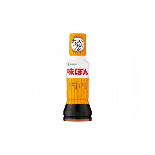 まとめ買い ミツカン 味ぽん 190ml x12個セット まとめ セット まとめ販売 セット販売 業務用 代引不可