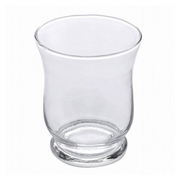 ミニガラスフラワーベース クリア Lサイズ NAGK1930 代引不可