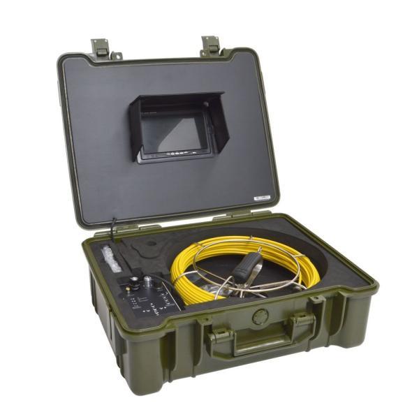 サンコー 配管用内視鏡スコープpremier30M CARPSCA3 代引不可