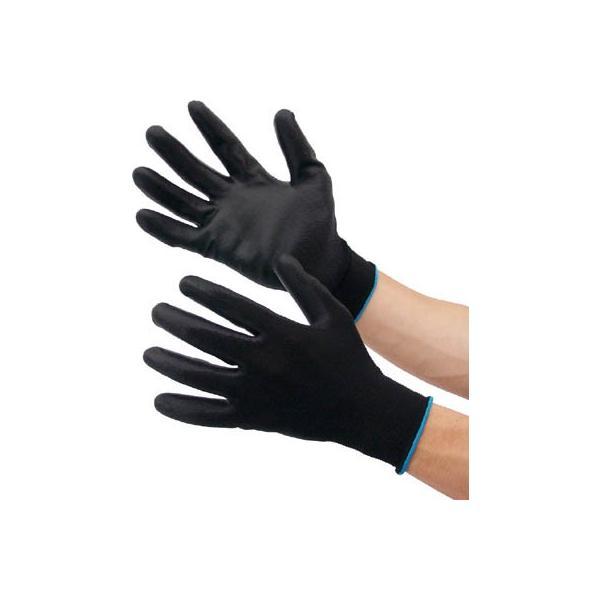 ミドリ安全 作業用手袋ウレタン背抜キ Mサイズ MHG200M