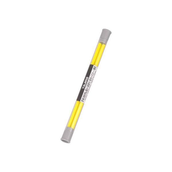 タジマ すみつけクレヨン細書き替芯 SKHS-KYEL 測量用品・建築用筆記具