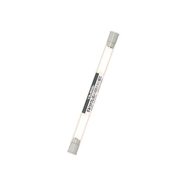 タジマ すみつけクレヨン細書き替芯 SKHS-WHI 測量用品・建築用筆記具