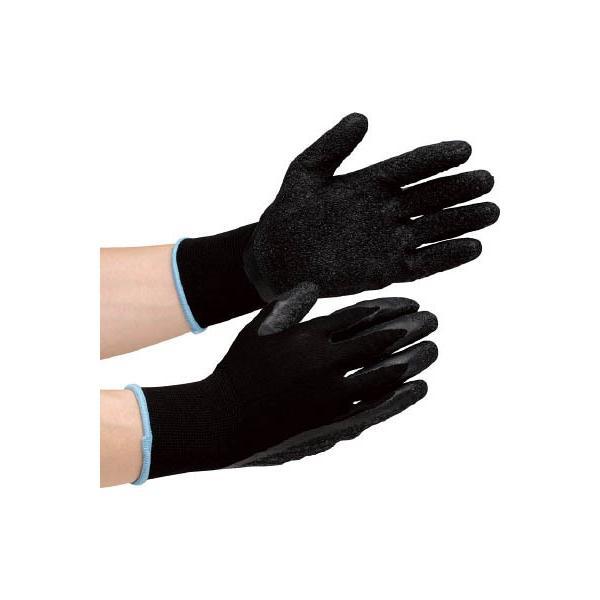 ミドリ安全 作業用手袋ゴム引キ Sサイズ MHG100S