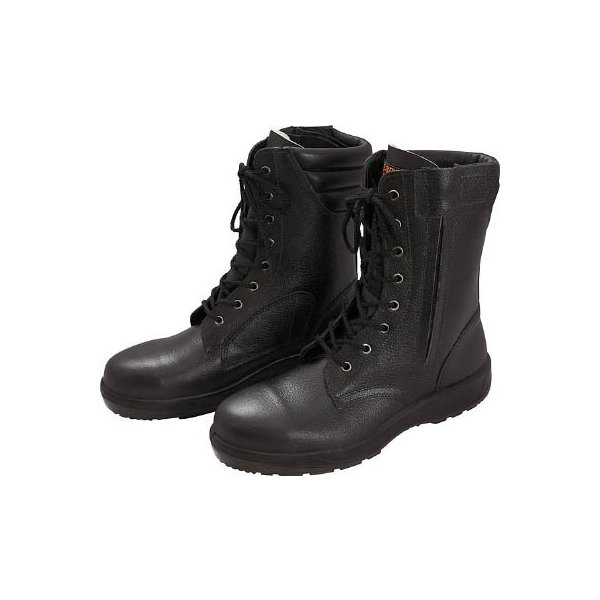 ミドリ安全 女性用 軽快・耐滑 長編上安全靴 24.0cm LCF230F24.0