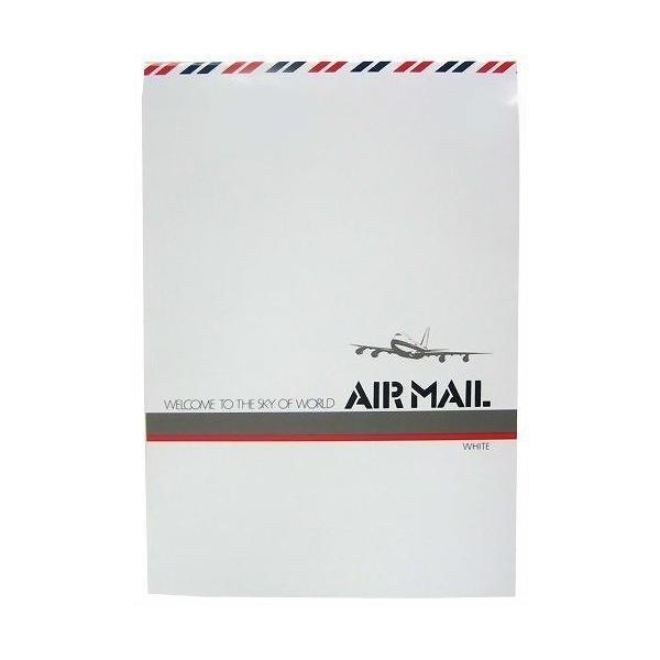 うずまき エアメール便箋シロ セ-211