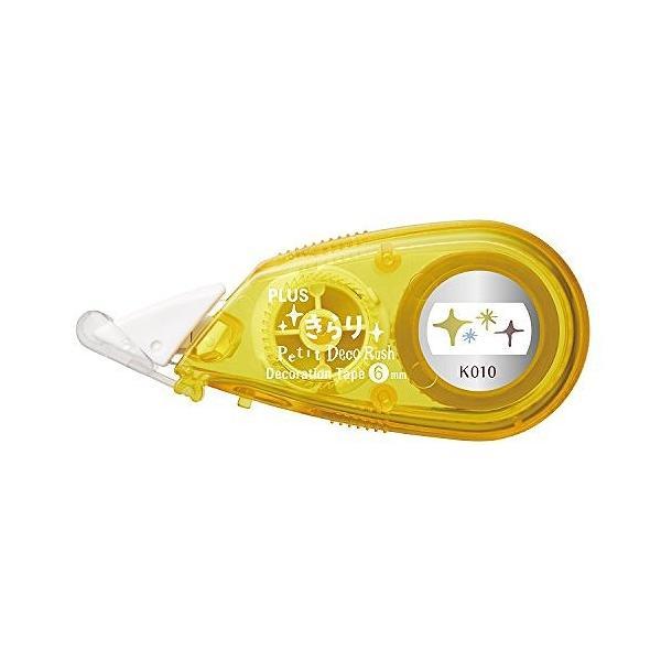プラス プチデコラッシュDC-056K-10キラ 49-060