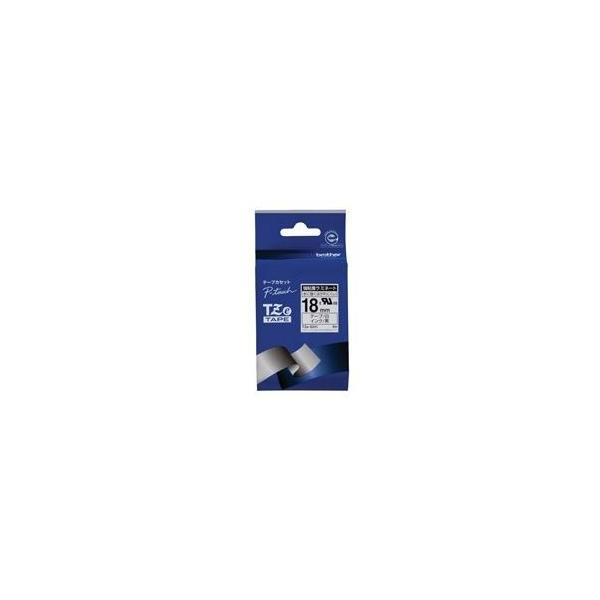 (業務用3セット)ブラザー工業 強粘着テープTZe-S241白に黒文字 18mm