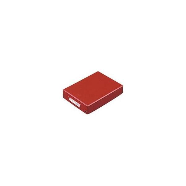 (業務用10セット) LIHITLAB デスクトレー(収納ボックス/書類整理) B5 フタ付き A-330K 茶