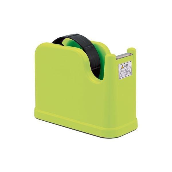 (業務用セット) テープカッター NTC-201-G グリーン〔×10セット〕