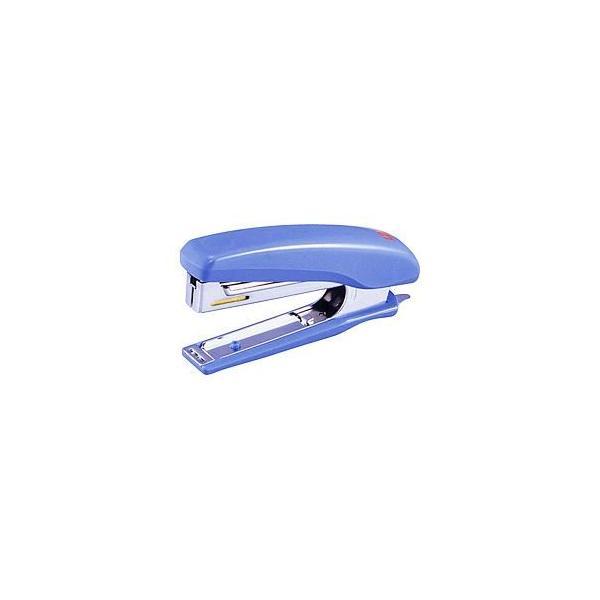 (業務用セット) マックス ホッチキス HD-10D ブルー 〔×10セット〕