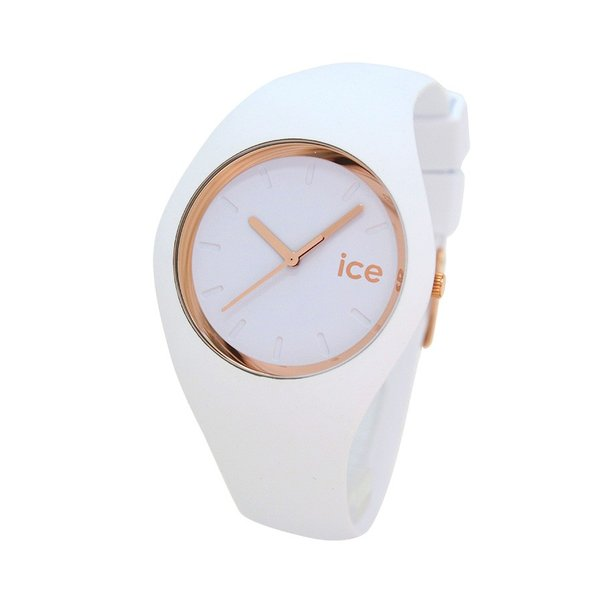 ICEWATCH アイスウォッチ 腕時計 ICE.GL.WRG.U.S.14 White Rose-Gold ICE.GL.BRG.U.S.14 Black Rose-Gold ギフト プレゼント