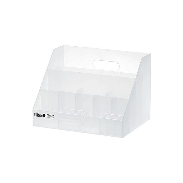 ライフモデュール 卓上整理ボックス A4