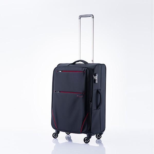 キャリーバッグ Mサイズ 4日間 48.5L フライII スーツケース 旅行 カバン 大容量 代引不可
