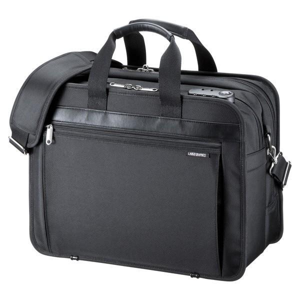 サンワサプライ モバイルプリンタ/プロジェクターバッグ BAG-MPR3BKN 代引不可