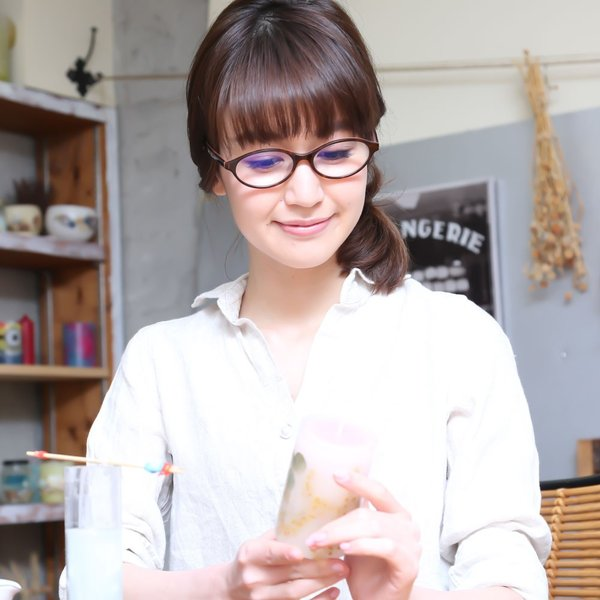 老眼鏡 ブルーライトカット リーディンググラス おしゃれシニアグラス 女性用 レディース 高級アセテート使用 オーバルモデル(M-110)ケース付|readingglasses|18